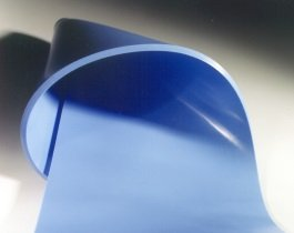 Blue Silicone Sheet