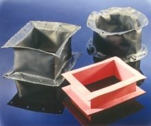 Fabricated components and expansion joints