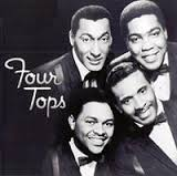 Four Tops Record Cover