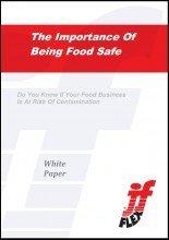 Importance of Being Food Safe Cover Photo
