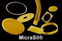 MicraSil Antimikrobielle Silikonplatten