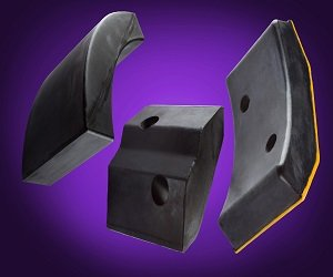 Manufactured Rubber Mouldings & Components