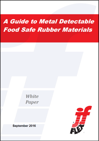 A Guide to Metal Detectabl Food Safe Rubber Materials