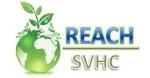SVHC REACH LOGO
