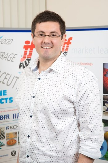 Sam Kirk, J-Flex Marketing Executive
