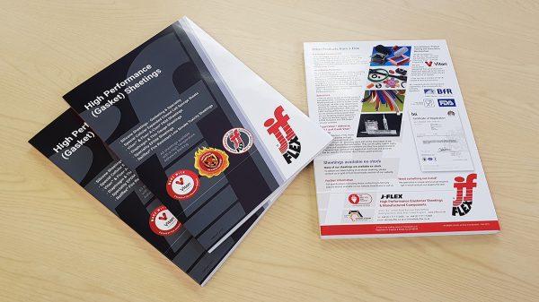 J-Flex High Performance (Gasket) Sheetings Guide